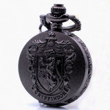 Mini Ceas De Buzunar - HARRY POTTER - Gryffindor Negru
