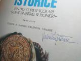 Cumpara ieftin Povestiri istorice, volumul 3, semnat olograf de Valentin Tanase