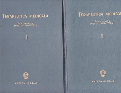 TERAPEUTICA MEDICALA VOL 1 SI 2 foto