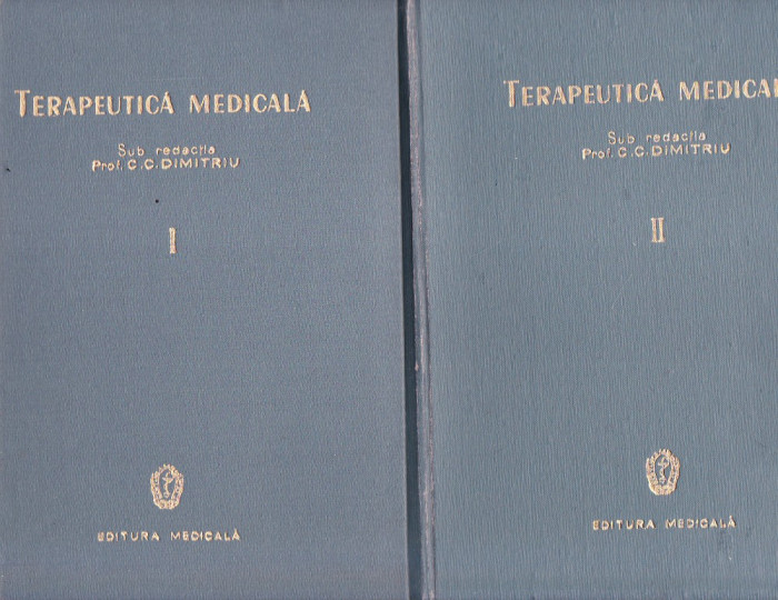 TERAPEUTICA MEDICALA VOL 1 SI 2