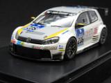 Macheta Volkswagen Golf VI GTI Spark 1:43