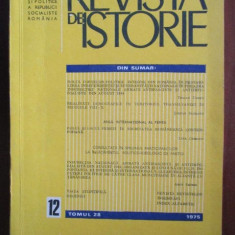 Revista de istorie 12/1975