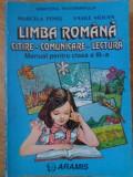 LIMBA ROMANA CITIRE, COMUNICARE, LECTURA MANUAL PENTRU CLASA A III-A-MARCELA PENES, VASILE MOLAN