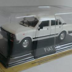 Macheta Fiat 132 1980 (facelift 2) - DeAgostini Masini de Legenda 1/43