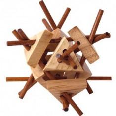 Joc de inteligenta Triunghi 10 cm