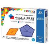 Magna-Tiles Extensie Poligoane - 8 piese