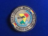 Emblemă militară textilă - Patch militar - Carpathian Pumas - Mali