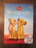 REGELE LEU, CARTE + CD AUDIO, LECTURA: STELA POPESCU , 2013