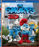 Strumpfii (Strumfii) 1 / The Smurfs 1 - BLU-RAY 3D/2D Mania Film