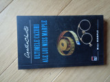 Agatha Christie Ultimele cazuri ale lui Miss Marple