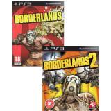 BORDERLANDS 1 & 2 PACK - PS3
