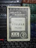 VICTOR ANESTIN - STELELE * NOTIUNI POPULARE DE ASTRONOMIE , 1909