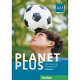 Planet Plus A2. 1 Kursbuch Deutsch fur Jugendliche - Gabriele Kopp, Josef Alberti, Siegfried Buttner