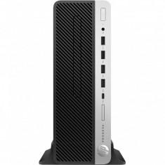 Cumpara ieftin PC Desktop HP ProDesk 600 G4 SFF i3-8100 3.60 GHz, 8GB, 256GB SSD, UHD 630, W 10
