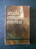 STUDII CRITICE DE ESTETICA (1966)
