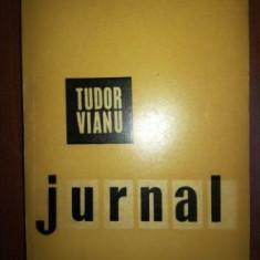 Jurnal- Tudor Vianu