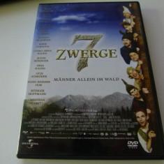 7 zwerge - dvd