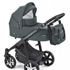 Carucior 2 in 1 Baby Design Husky Winter Pack 17 Graphite 2019
