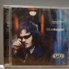 ZUCCHERO - BLUE SUGAR (1998/POLYGRAM/GERMANY) - CD ORIGINAL/Sigilat/Nou