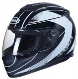 Cumpara ieftin Casca moto Full Face Awina Silver - S