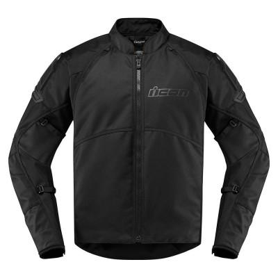 Geaca moto textil Icon Automag 2 Stealth culoare Negru, marime S Cod Produs: MX_NEW 28204501PE foto