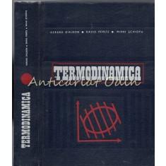 Termodinamica - Gerard D'Albon, David Peretz, Mihai Schiopu