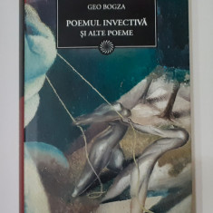 Geo Bogza - Poemul Invectiva Si Alte Poeme ( Jurnalul National Nr. 89 )
