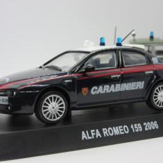 Macheta Alfa Romeo 159 2006 1:43