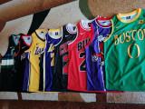 Maiouri baschet NBA adulti, L, M, S, XL, XS/S, XXL