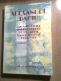 Alexandru Baciu (autograf) - Din amintirile unui secretar de redactie - jurnal 1