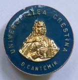 Insigna Universitatea Crestina Dimitrie Cantemir