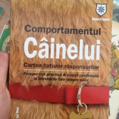 Comportamentul cainelui