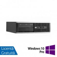 Calculator HP 8300 SFF, Intel Core i5-3570 3.40GHz, 4GB DDR3, 500GB, DVD-RW + Windows 10 Pro