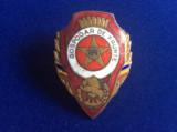 Insignă militară - Insignă Fruntaș - Evidențiat - Gospodar de Frunte - RPR