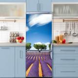 Sticker Tapet Autoadeziv pentru frigider, 210 x 90 cm, KM-FRIDGE-08