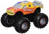 Masinuta Hot Wheels Monster Jam, Rev Tredz, Team Firestorm, FMB44