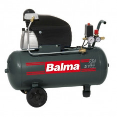 Compresor de aer 50 litri , BALMA , MS20/50, Compresoare cu piston