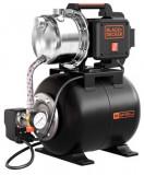 Hidrofor Black&Decker BXGP1100XBE, 1000 W, 8 m, 24 L, 76 L/Min, monofazat, Black + Decker