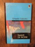 Înainte de tăcere - Ernesto Sabato