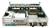 Server DELL PowerEdge R720, Rackabil 2U, 2 Procesoare Intel Six Core Xeon E5-2620 2.0 GHz, 16 GB DDR3 ECC Reg, 8 bay-uri de 2.5inch, DVD-ROM, Raid Con