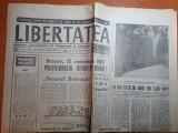 """Ziarul libertatea 15-16 noiembrie 1990-art """"presentimentul revolutiei romane!"""""""