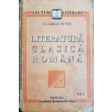 Literatura clasica romana, clasele IX-XII, vol. 2