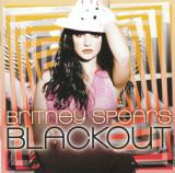 CD Britney Spears – Blackout (EX)