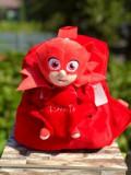 Ghiozdan plus personalizat Bufnita- Eroi in Pijamale