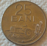 Moneda 25 BANI - RS ROMANIA, anul 1966   *cod 354 B - circulata