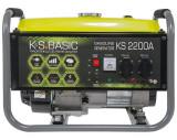 Generator de curent 2.2 kW benzina BASIC LINE - Konner & Sohnen - KSB-2200A
