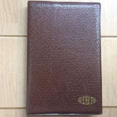 Agenda elba intreprindera electrobanat timisoara 1977 RSR prezentare calendar, Alta editura