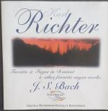 CD original Tocata Fuga J S Bach organist Karl Richter