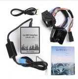 Interfata Audio AUX SD USB 8pini pentru Renault, iShoot