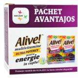 Alive! Men's 50+ Ultra 30tb + Alive! Women's 50+ Ultra 30tb Pachet 1+1-50%